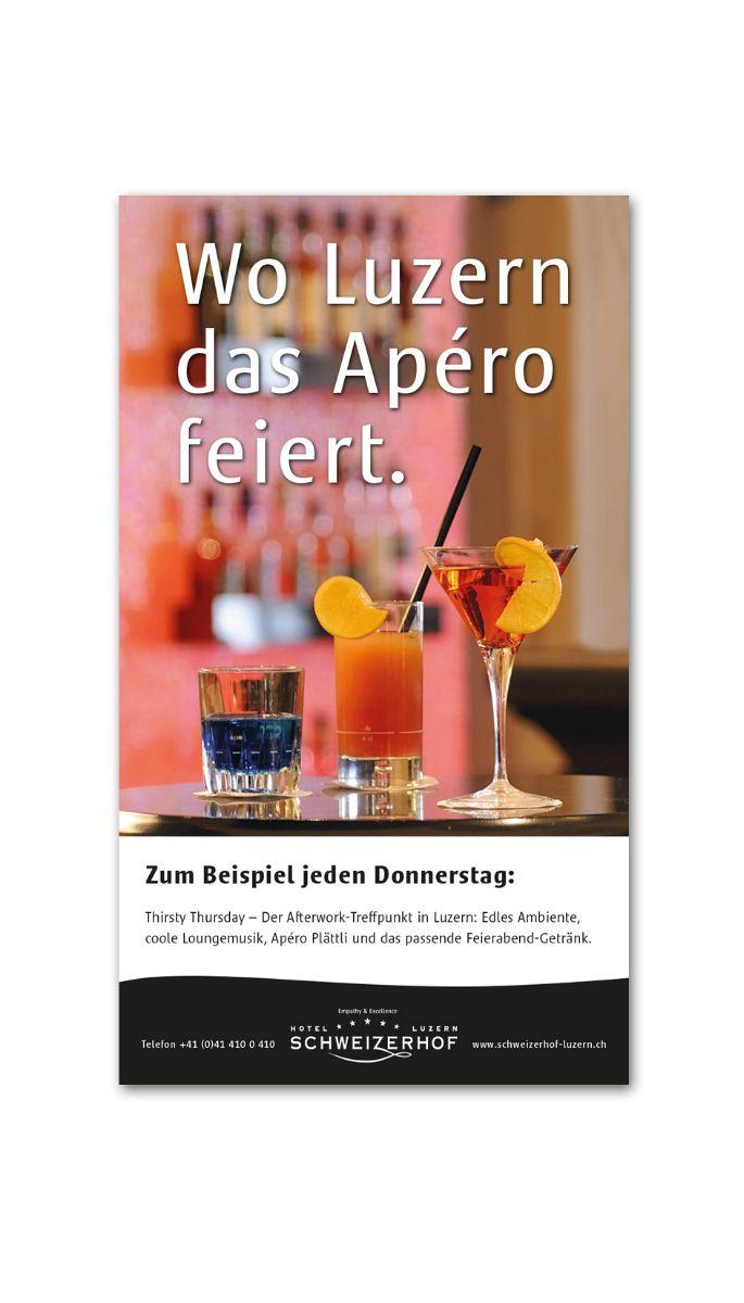 Hotel Schweizerhof Luzern Bar Julian Jung